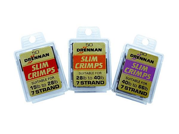 Drennan Slim-Crimps f/ür Hechte